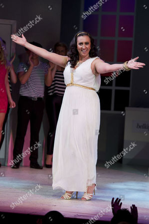 'Wag the Musical' Press Night at the Charing Cross Theatre Curtain Call - Alyssa Kyria