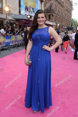 'Walking On Sunshine' World Premiere at the Vue Leicester Square Charlotte Jaconelli