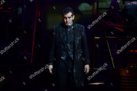 'War of the Worlds' Press Night Curtain Call at the Dominion Theatre Jimmy Nail