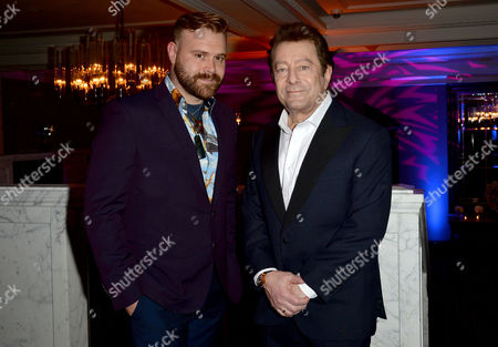 'War of the Worlds' Press Night Afterparty at the Rosewood Hotel Daniel Bedingfield and Jeff Wayne
