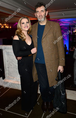 'War of the Worlds' Press Night Afterparty at the Rosewood Hotel Heidi Range and Jimmy Nail