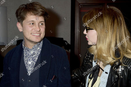 'Welcome to the Punch' Screening at the Vue Leicester Square Mark Owen with His Wife Emma Ferguson
