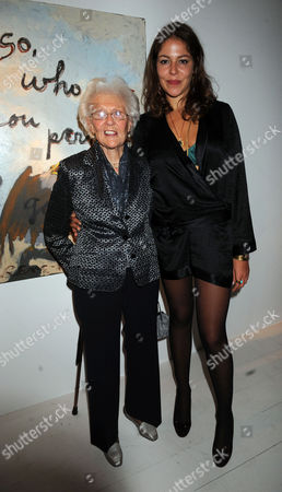 'What Every Young Sissy Should Know' Private View at Scream Gallery Burton Street London Anne De Beaurang Lola Schnabel