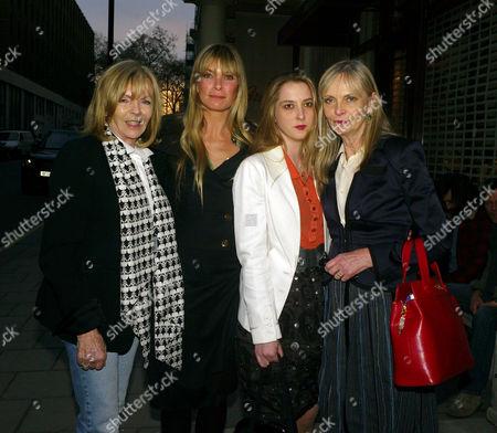 'What Every Young Sissy Should Know' Private View at Scream Gallery Burton Street London Adele Cook Debbie Lang Daisy De Villeneuve & Jan De Villeneuve