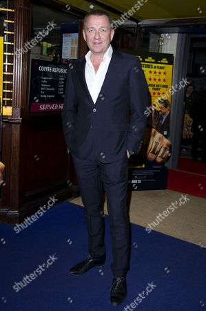 'Wild Bill' Premiere at Cineworld Haymarket Sean Pertwee