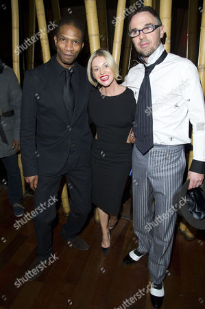 Stock Photo of 'Wild Bill' Premiere Afterparty at Chinawhite Winsley Street Mark Monero Nicola Stapleton and Charlie Creed-miles