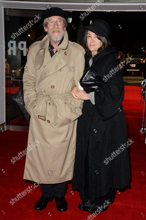 'Wild' Premiere at the Odeon Leicester Square During the Bfi London Film Festival 2014 John Hurt with His Wife Anwen Rees Meyers