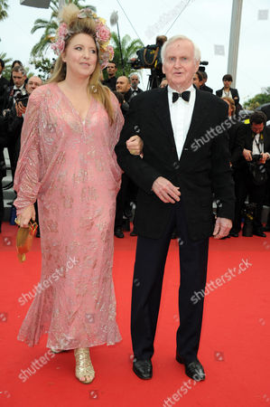 'You Ain't Seen Nothing Yet' Red Carpetat Palais Des Festivals During the 65th Cannes Film Festival Katrine Boorman with Her Father John Boorman