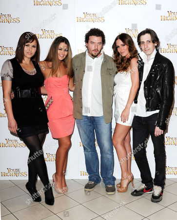 Editorial photo of 'Your Highness' Screening at the Vue, Leicester Square - 10 Apr 2011