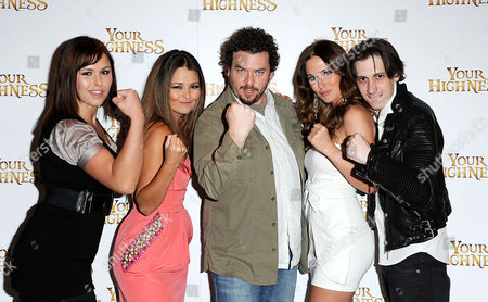 Editorial image of 'Your Highness' Screening at the Vue, Leicester Square - 10 Apr 2011