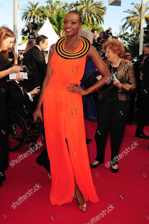 'Youth' Red Carpetat the Palais Des Festivals During the 68th Cannes Film Festival Miriam Odemba