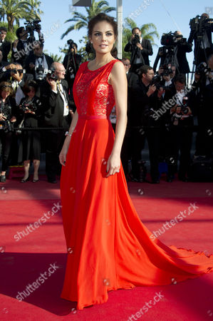 'Zulu' Red Carpet and Closing Night Gala at the Palais Des Festivals During the 66th Cannes Film Festival Ximena Navarrete