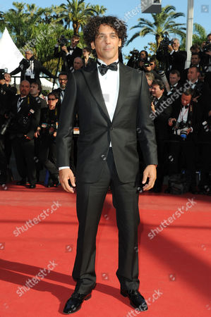 'Zulu' Red Carpet and Closing Night Gala at the Palais Des Festivals During the 66th Cannes Film Festival Tomer Sisley
