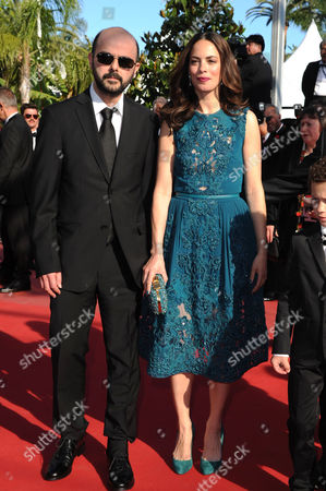 'Zulu' Red Carpet and Closing Night Gala at the Palais Des Festivals During the 66th Cannes Film Festival Ali Mosaffa and Berenice Bejo