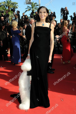 'Zulu' Red Carpet and Closing Night Gala at the Palais Des Festivals During the 66th Cannes Film Festival Mouna Ayoub