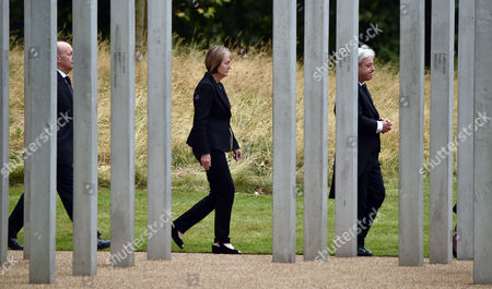 Editorial photo of 10th Anniversary of the 7/7 Bombings - 07 Jul 2015