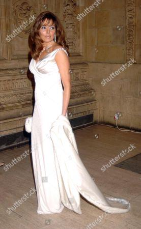 10th National Television Awards at the Royal Albert Hall Carol Vorderman