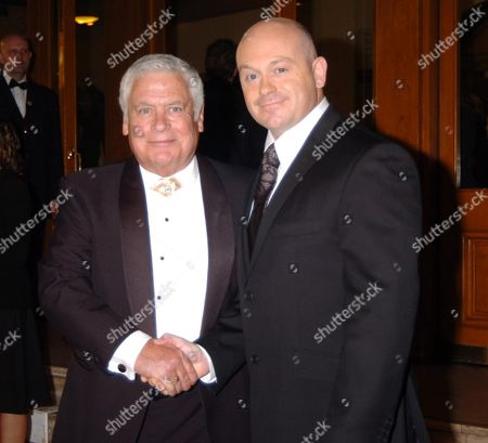 10th National Television Awards at the Royal Albert Hall Tom Oliver and Ross Kemp