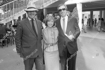 Editorial image of 1985 Prix De L'arc De Triomphe at Longchamp - 06 Oct 1985