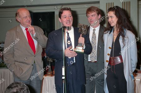 Television Radio Industry Club (tric) Awards Drop the Dead Donkey - David Swift Jeff Rawle and Robert Duncan