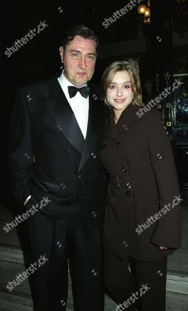 1996 National Tv Awards at the Royal Albert Hall Brian Croucher and Daniela Denby-ashe