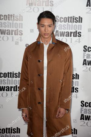 2014 Scottish Fashion Awards at 8 Northumberland Nat Weller