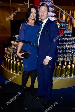 British Independent Film Awards (bifa) at Old Billingsgate Market Nick Moran with His Girlfriend Dr Jasmin Duran