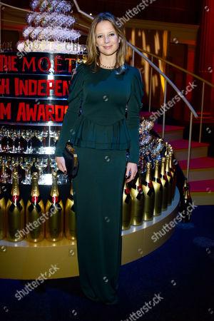 British Independent Film Awards (bifa) at Old Billingsgate Market Tilly Wood