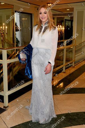 2016 Annual Asian Awards at the Grosvenor House Hotel Helen Fospero