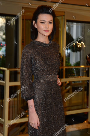 2016 Annual Asian Awards at the Grosvenor House Hotel Asami Zdrenka