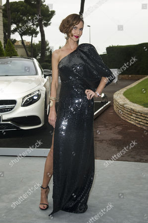 21st Amfar at Hotel Du Cap Antibes During the 67th Cannes Film Festival Svetlana Metkina