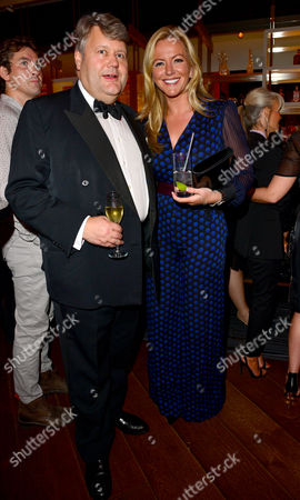 21st Anniversary Party For Roar at the Avenue St James Thomas Galbraith 2nd Baron Strathclyde and Michelle Mone