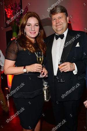 21st Anniversary Party For Roar at the Avenue St James Karren Brady and Thomas Galbraith 2nd Baron Strathclyde