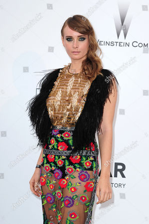 Stock Photo of 22nd Amfar at Eden Roc Hotel Du Cap During the 68th Cannes Film Festival Olga Sorokina