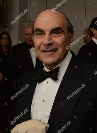 Editorial picture of 25 Years of Poirot - Bafta 195 Piccadilly - 14 Nov 2013