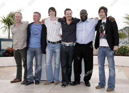 Editorial image of 61st Cannes Film Festival - Photocall For 'Hunger' - 15 May 2008