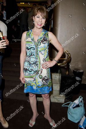 A Curious Night at the Theatre - A Special Fundraising Gala in Aid of Charities Ambitious About Autism and the National Autistic Society at the Apollo Theatre Shaftesbury Avenue Kathy Lette
