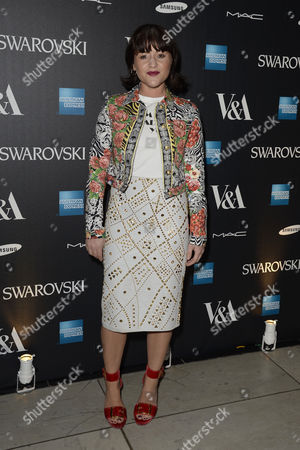 Alexander Mcqueen: Savage Beauty Exhibition Vip Preview at the V&a Jaime Winstone
