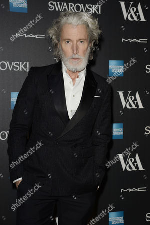 Alexander Mcqueen: Savage Beauty Exhibition Vip Preview at the V&a Aiden Shaw
