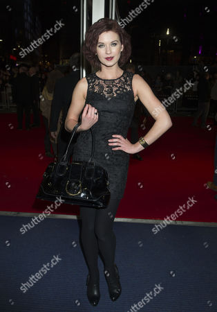Stock Picture of Arbitrage Uk Premiere at the Odeon Westend Natasha Leigh