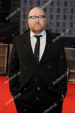 Ee 2015 British Academy Film Awards Arrivals at the Royal Opera House Johann Johannsson