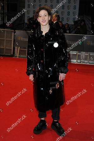 Ee 2015 British Academy Film Awards Arrivals at the Royal Opera House Mica Levi