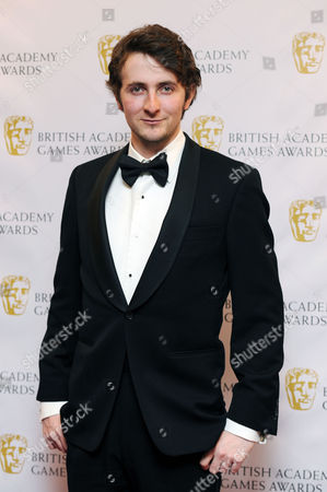 British Academy Games Awards at the Hilton Park Lane Tom Scurr