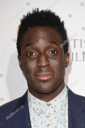 Stock Photo of Bafta Children's Awards Arrivals at the Roundhouse Camden Andy Akinwolere
