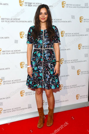 House of Fraser British Academy Television and Craft Nominees Party at the Mondrian Hotel Southbank Aysha Kala