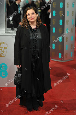 Stock Picture of Ee British Academy Film Awards Outside Arrivals at the Royal Opera House Tessa Ross