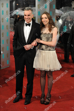 Editorial image of Bafta Red Carpet Arrivals - 10 Feb 2013