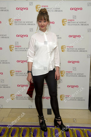 Bafta Tv and Craft Nominees Party at the Corinthia Hotel Kerrie Hayes