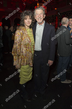 British Independent Film Awards 2012 at the Old Billingsgate Market John Hurt with His Wife Anwen Rees Meyers