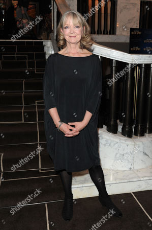 Blithe Spirit Press Night at the Gielgud Theatre and Afterparty at the Rosewood Hotel Holborn Serena Evans